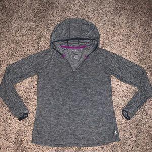 Tops - Danskin light hoodie size Med